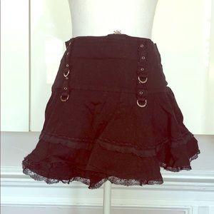 Tripp Ruffled Mini Skirt